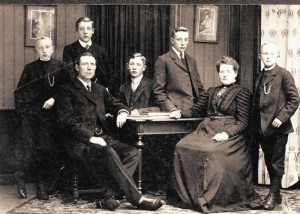 familie Thijn 1914